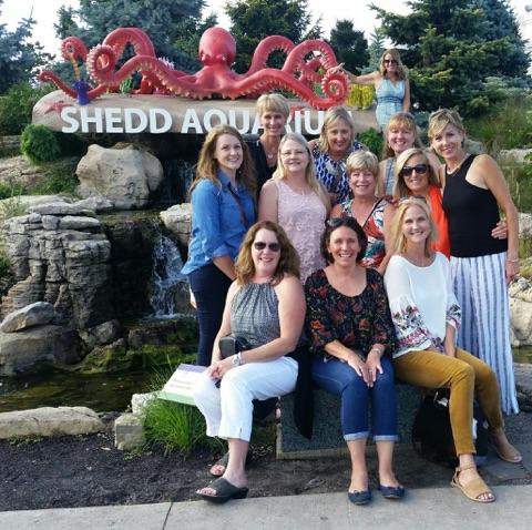 Shedd Aquarium Evening 2017