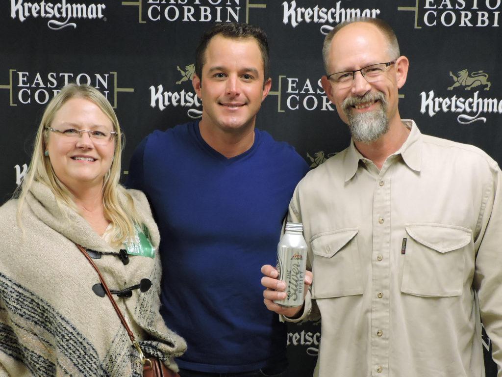 Easton Corbin Concert Meet and Greet 2017