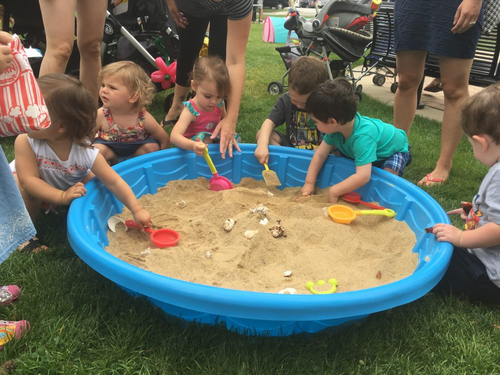 Libertyville Days Children's Party