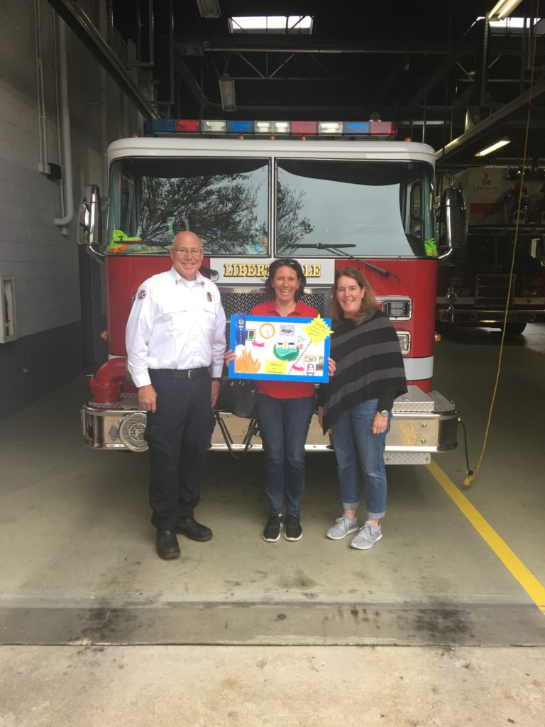 Fire Prevention Poster Contest 2017