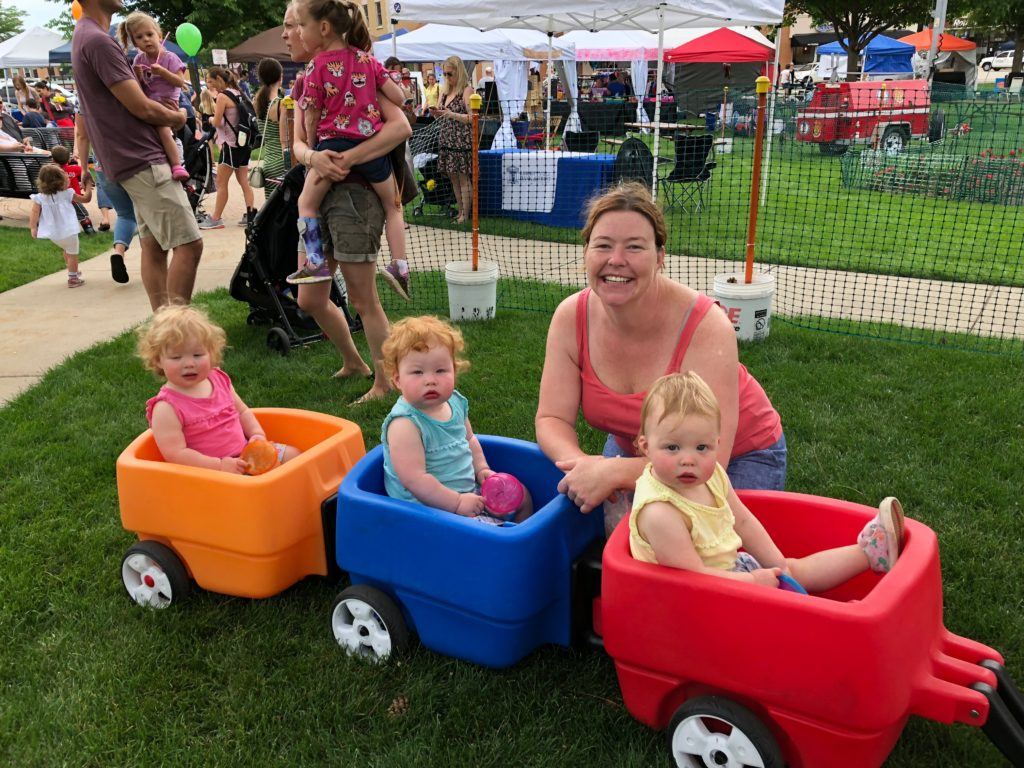 Libertyville Days Children's Party 2018